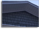 Shingle Wood Siding