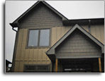 Vertical Hardie Board Siding