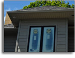 Horizontal Hardie Board Cement Board Siding